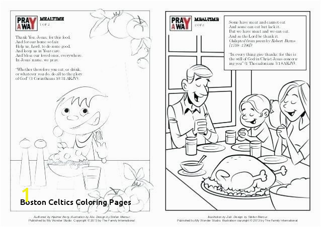 Trust God Coloring Page Boston Celtics Coloring Pages Celtics Basketball Coloring Pages