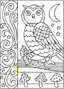 Free Owl Coloring Page For Adults and Teens Owl Coloring Pages Free Adult Coloring Pages