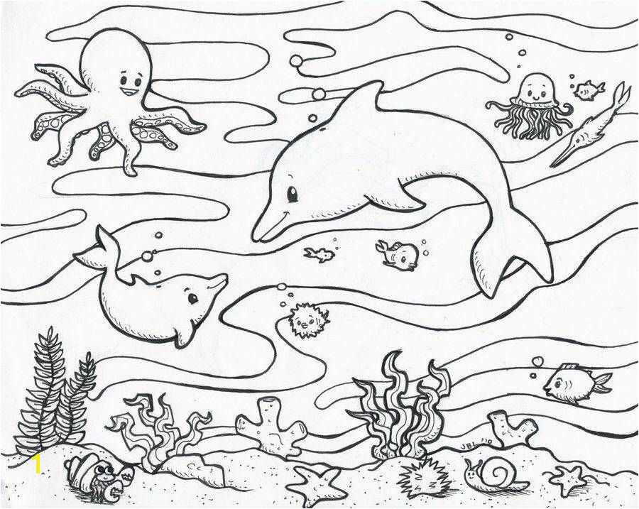 Squid Coloring Pages Related Post