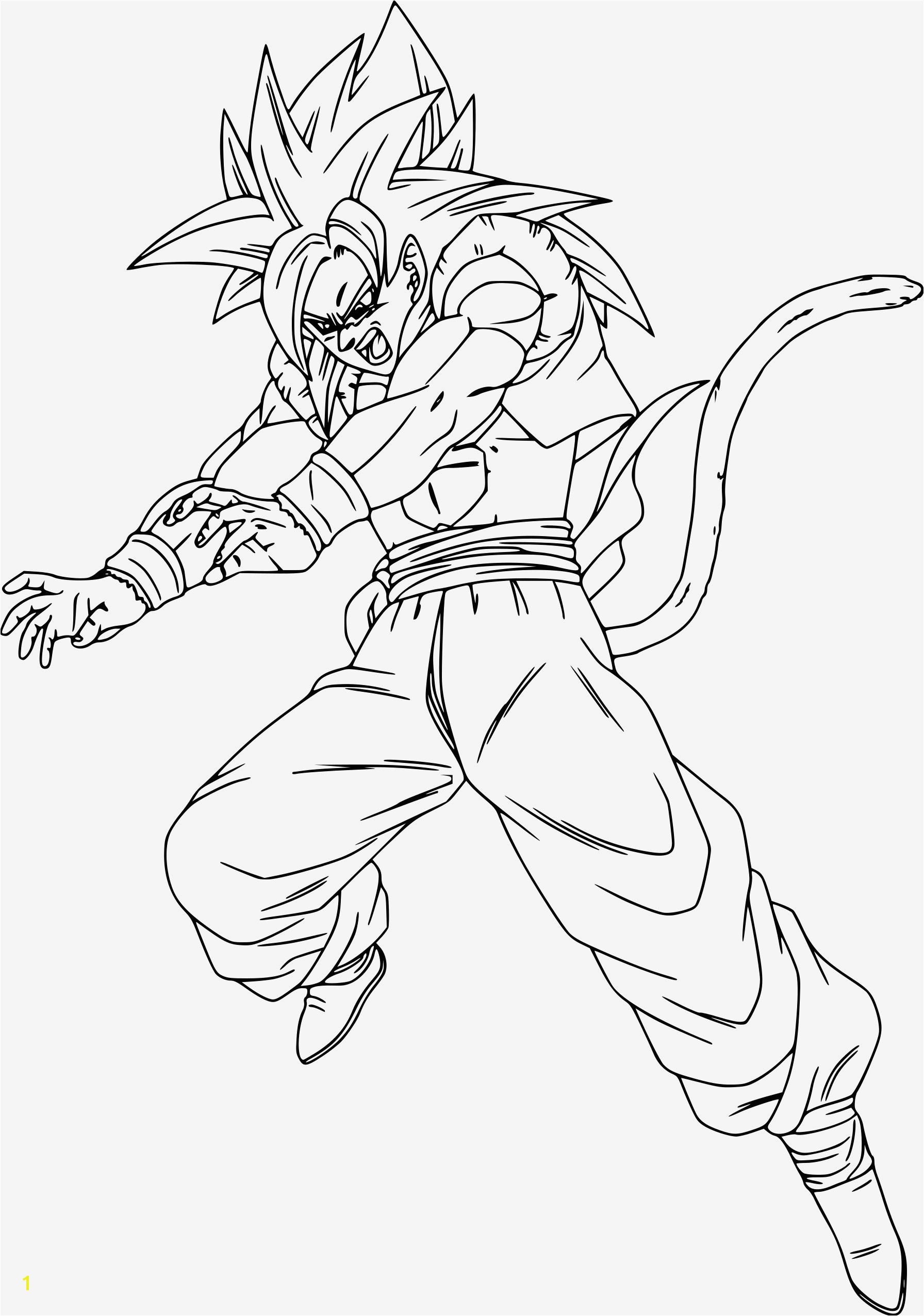 Unique Coloriage Ve a Super Sayen In Coloriage Dragon Ball Cool Dragon Ball Z Coloring Pages Ve