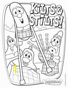 VeggieTales PR coloring sheets Coloring Sheets For Kids Coloring Pages Veggietales Operation Christmas