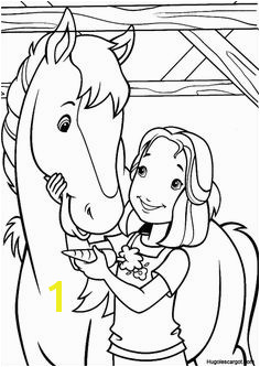 holly hobbie my horse Coloring Pages To Print Printable Coloring Pages Horse Coloring Pages