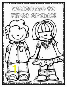 FREE Wel e to School Coloring Pages for Back to School