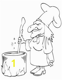 Witch Coloring Pages are great free printables for kids at Halloween The pictures include witches on brooms kids in costumes with cauldrons and more