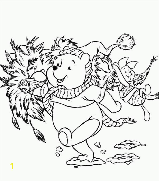 28 Best Winnie the Pooh Coloring Page Concept