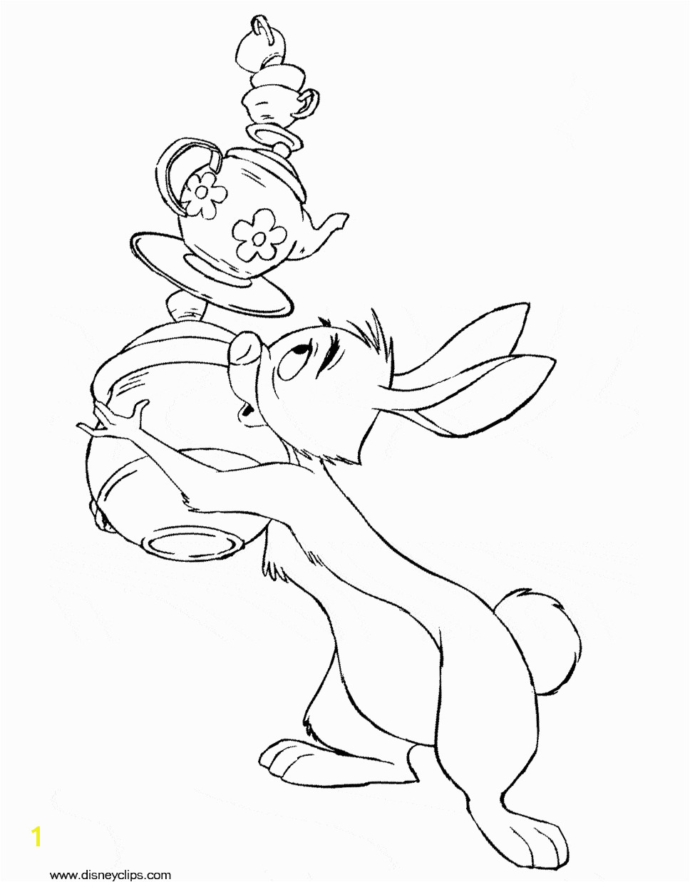 Winnie The Pooh Friends Coloring Pages 6 Disney Book