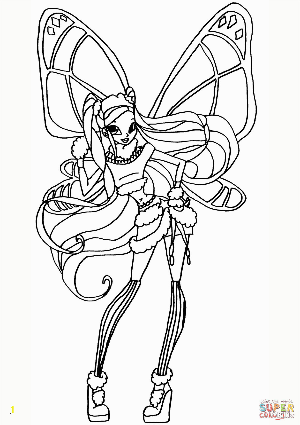 Coloring Pages Winx Club Coloring Pages Coloring Pages