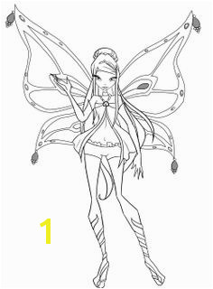 Winx Club Roxy Was Waving Hands Coloring Pages Fairy Coloring Pages Cartoon Coloring Pages