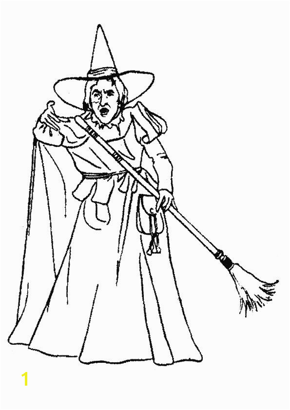 Top 15 The Wizard Oz Coloring Pages For Your Toddler