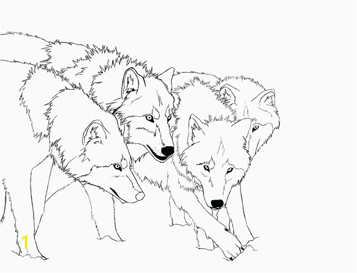 Wolf Coloring Pages Free New S Media Cache Ak0 Pinimg 736x Af 0d 99 for Coloring