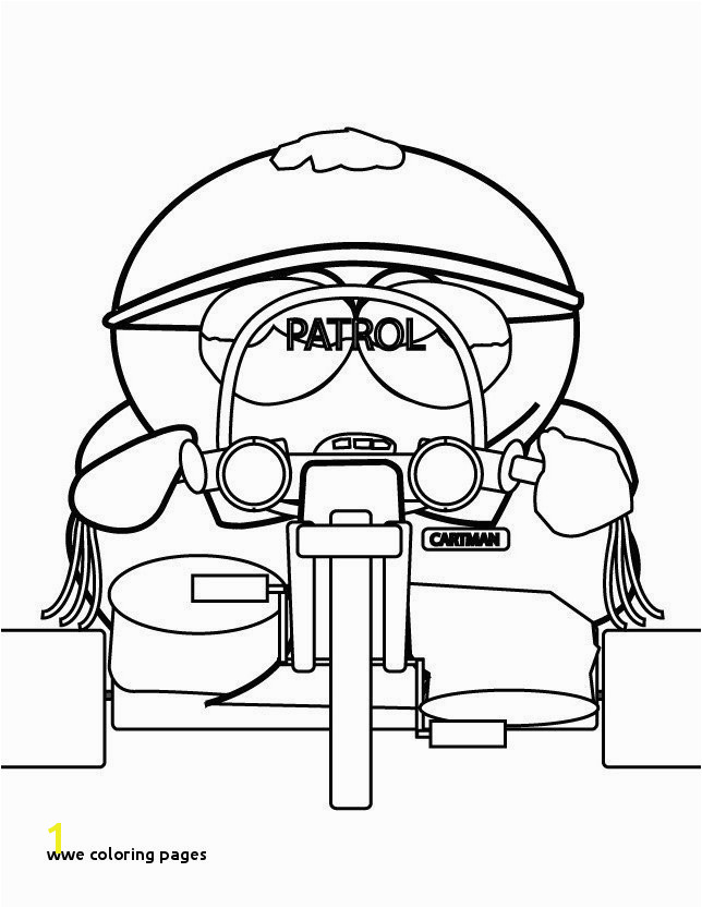 14 Best Wwe Coloring Pages John Cena Stock