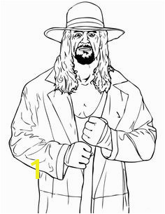 wwe coloring pages Free Wrestling Birthday Parties Wrestling Party Wwe Birthday