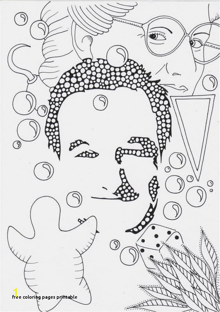 22 Free Coloring Pages Printable