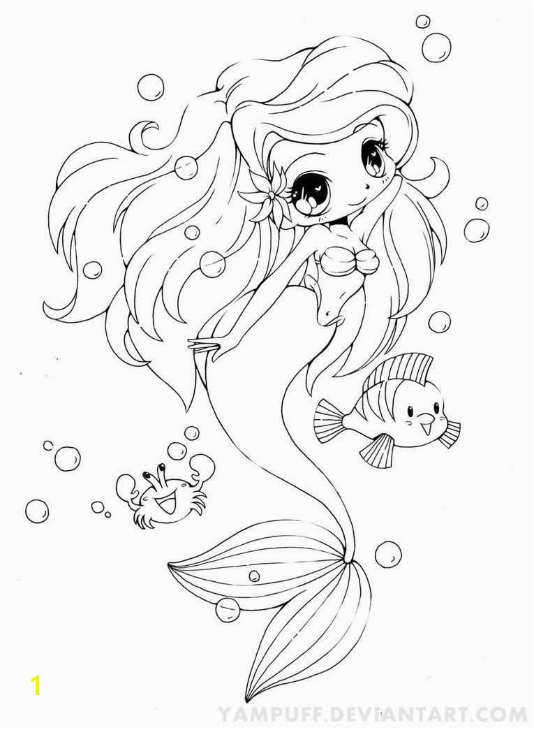 Gallery of yampuff coloring pages