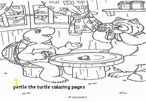 Yertle the Turtle Coloring Pages Franklin the Turtle Coloring Pages Grig3