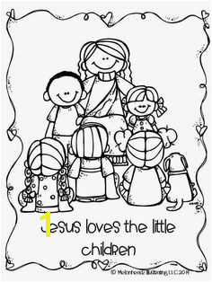 Jesus Loves The Little Children Coloring Page Wallpaper Jesus Coloring Pages Coloring Pages For Kids