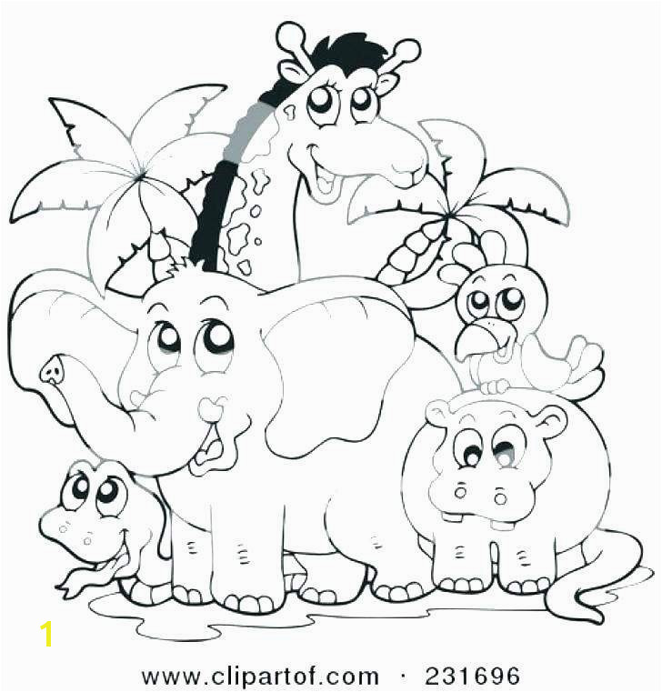 39 Luxury Zoo Animal Coloring Pages Zoo Coloring Pages