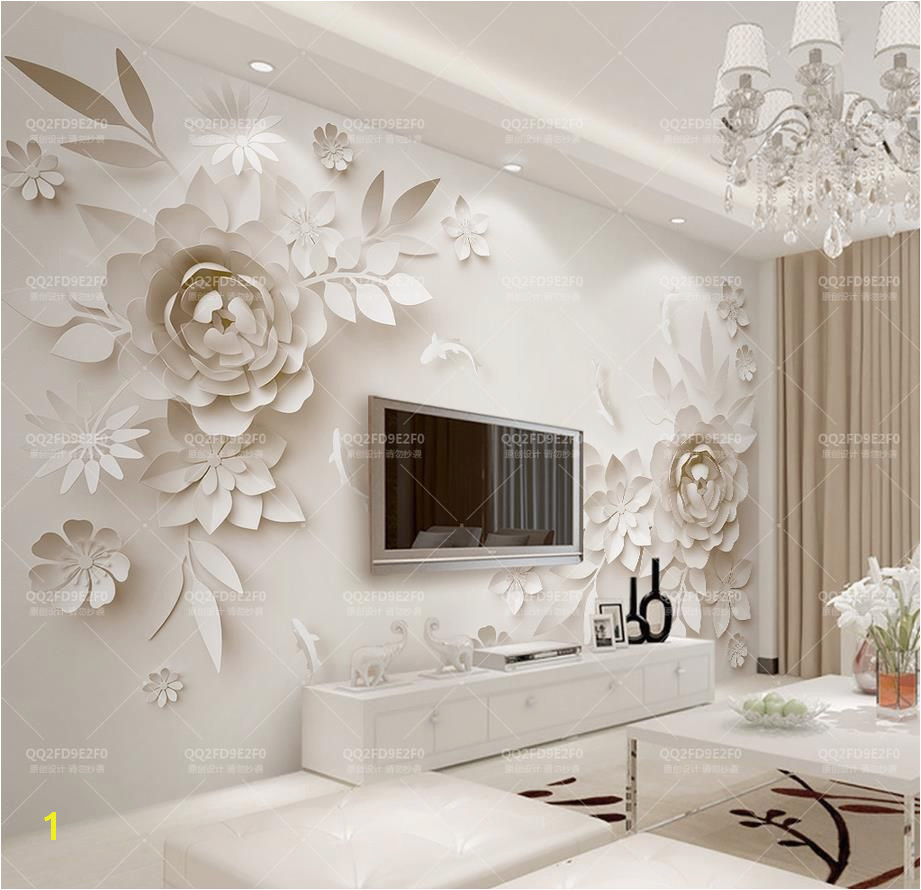 European Brief Wallpaper Modern Art wall murals For Tv Backdrop bedroom 3D wall murals wallpaper Home Decor