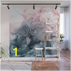 Give Your Home a Bold Accent Wall with Society6 s New Peel Stick Wall Murals