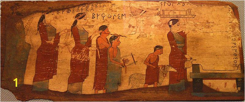 Ancient Greek Murals Africans In Ancient Greek Art