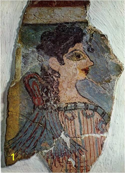 Palace of Knossos Crete Greece 1550 1450 B C Late Minoan