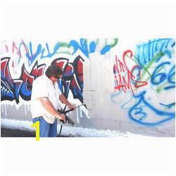 Anti Graffiti Wall Coating