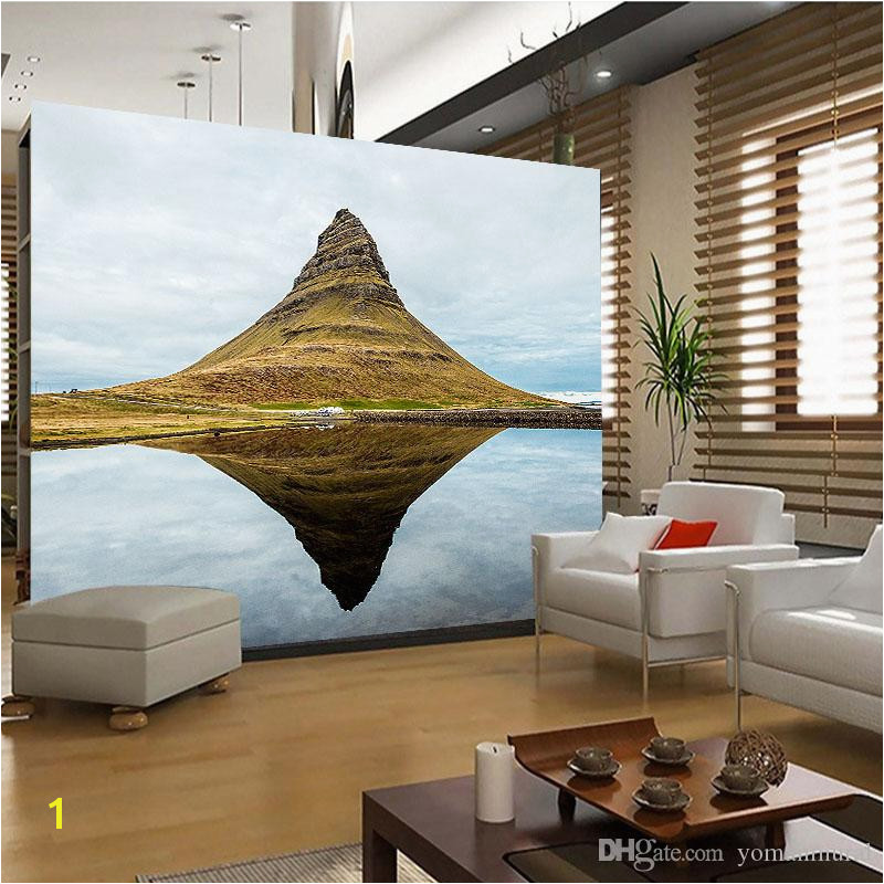 Custom Wallpaper 3D Stereoscopic Landscape Painting Living Room Sofa Backdrop Wall Murals Wall Paper Modern Decor Landscap Widescreen Desktop