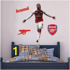 Arsenal Wall Mural 30 Best Arsenal F C Wall Stickers Images