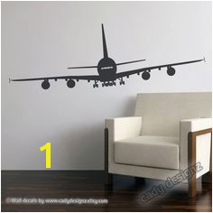 Airplane Vinyl Wall Decals Airplanes Nursery Decor Stickers Airplane Wall Decals Aviation Decor Pick Your Style Choice of 20