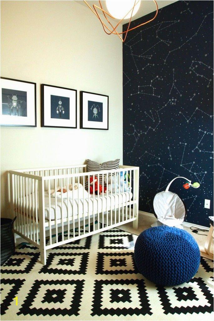 Kaiven s Space Nursery Modern Nursery Ideas Pinterest