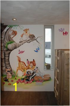Bambi Wall Mural 92 Best Bambi Nursery Images