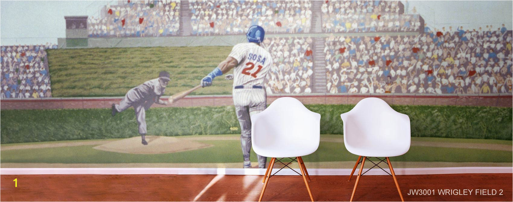 Baseball Wall Murals Wallpaper Your Way