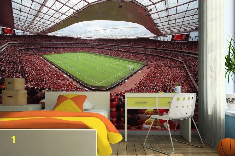 Emirates Stadium Arsenal Wall Mural