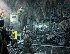 Batman Batcave Batman ics Batman 2 Superman Dc ics Batman Wallpaper