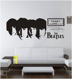 Beatles Wall Mural 37 Best Beatles Bedroom Images