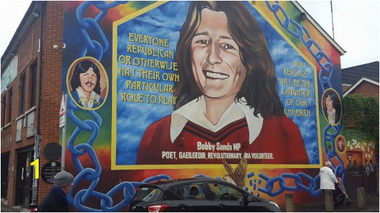 Paddy Campbell s Belfast Famous Black Cab Tours Wall art