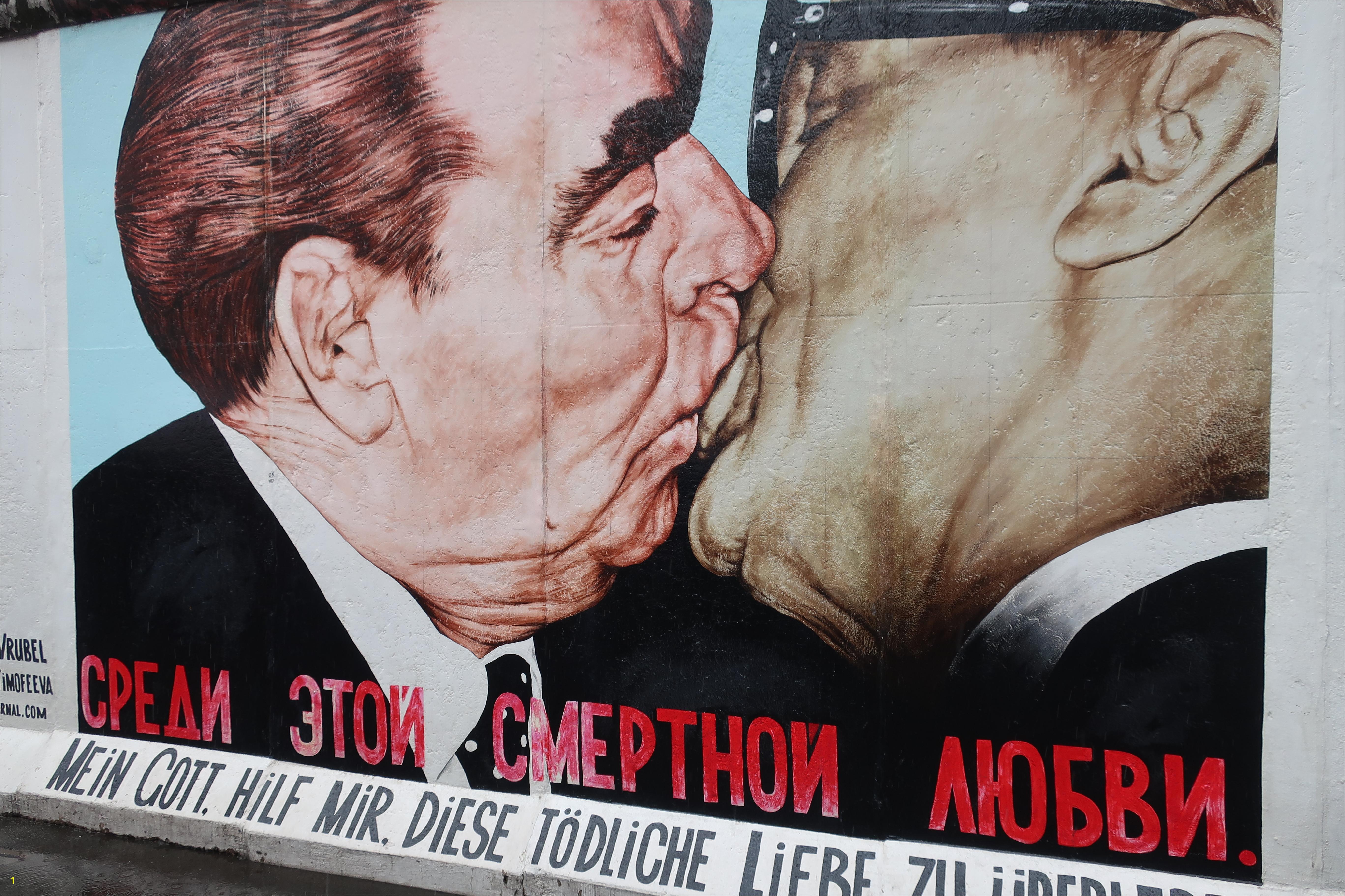 East Side Gallery Berlin Wall Murals Berlin