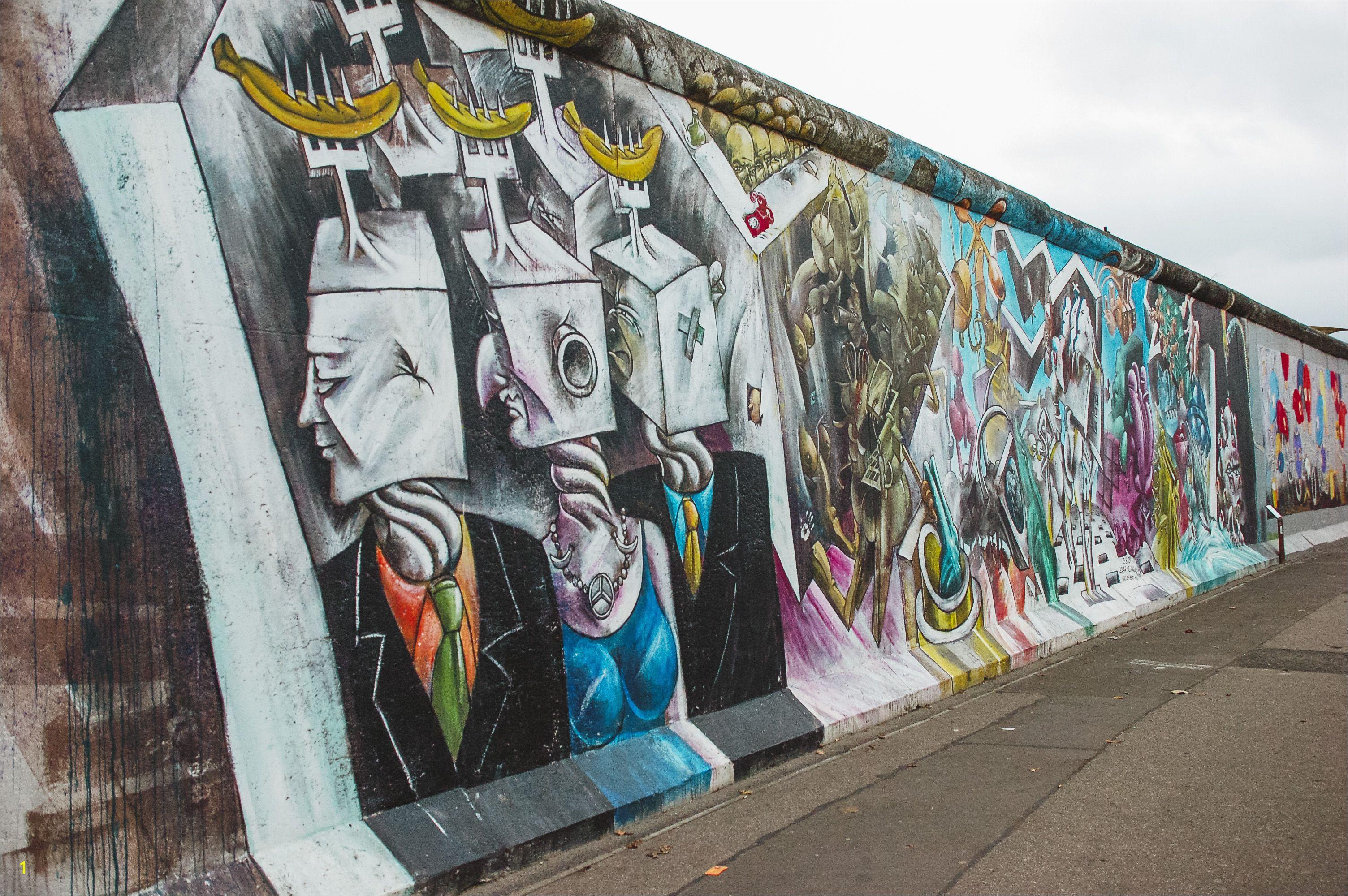 Berlin s East Side Gallery