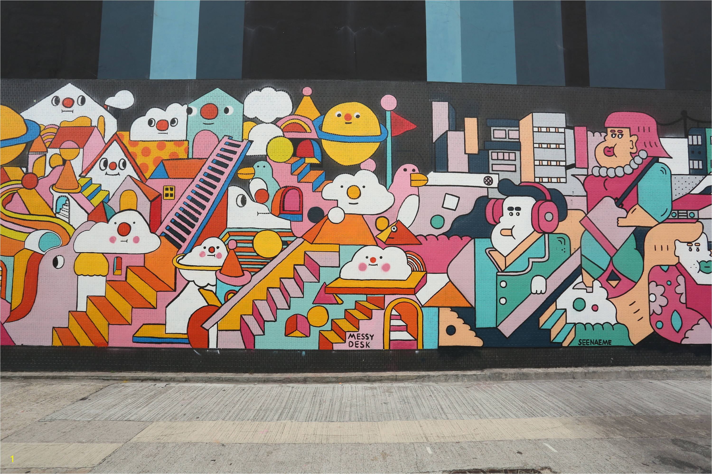 Best Paint for Outdoor Murals the Best Street Art In Hong Kong
