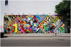 Revok Pose Bowery wall mural New York