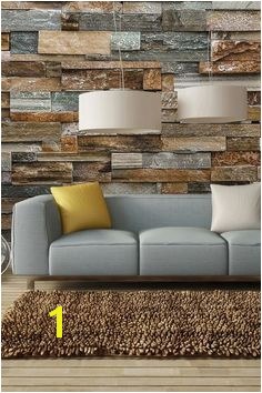 Brewster Home Fashions Colorful Stone Wall Mural Granit Marmorwand Fliesen Tapete Schlafzimmerwand