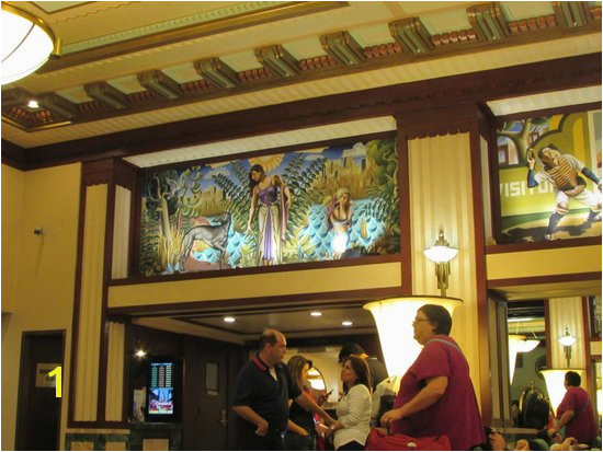 Broadway Wall Mural Wall Mural From Lobby Picture Of Hotel Edison Times Square New