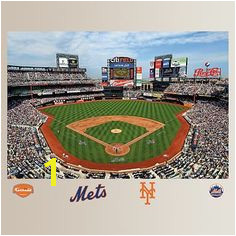 New York Mets Citi Field Stadium Mural Fathead pbteen New York Mets Stadium