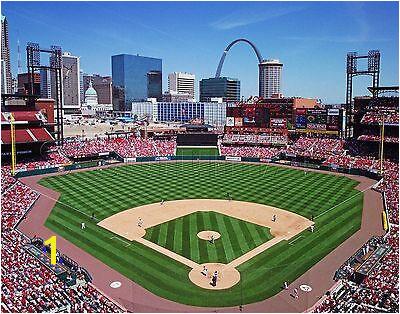 Busch Stadium Wall Mural St Louis Cardinals Busch Stadium Inaugural Season Pin Sga 2006 at&t