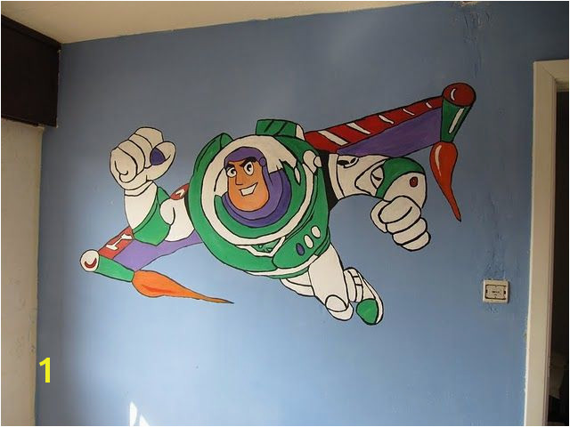 Boys Bedroom Toy Story Buzz Lightyear bedroom toystory buzz