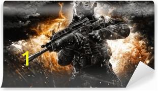 Call Of Duty Wall Mural Call Duty Wall Murals • Pixers