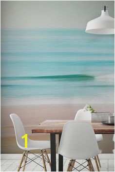 Beach Haze Wall Mural