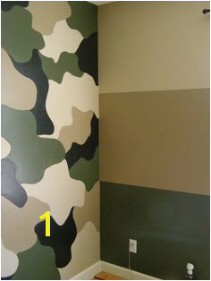 Camo Kids Wall Mural Boys Army Bedroom Army Room Kids Bedroom Military Bedroom