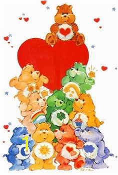 care bear clipart Care Bear Clip Art 163