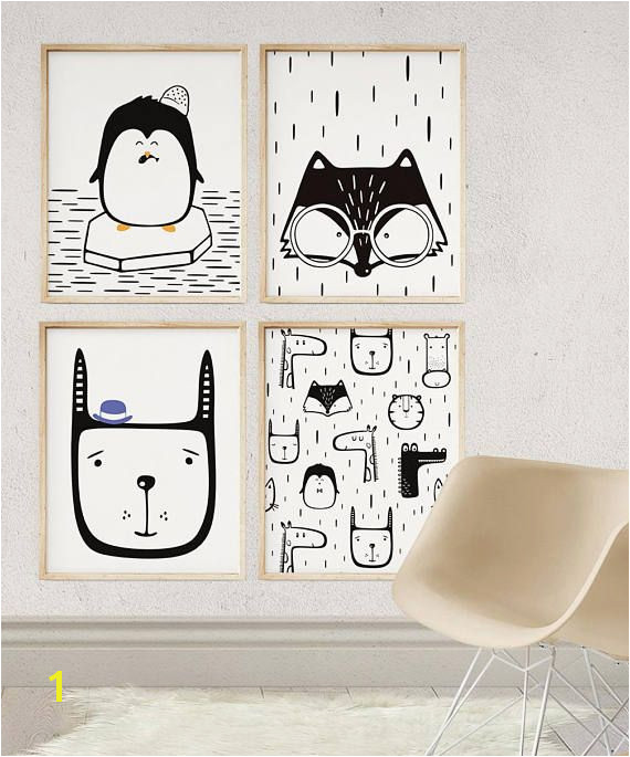 Bring Playfulness to boys bedroom with a rabbit illustration poster This is a digital file ready for instant It can be printed on your own